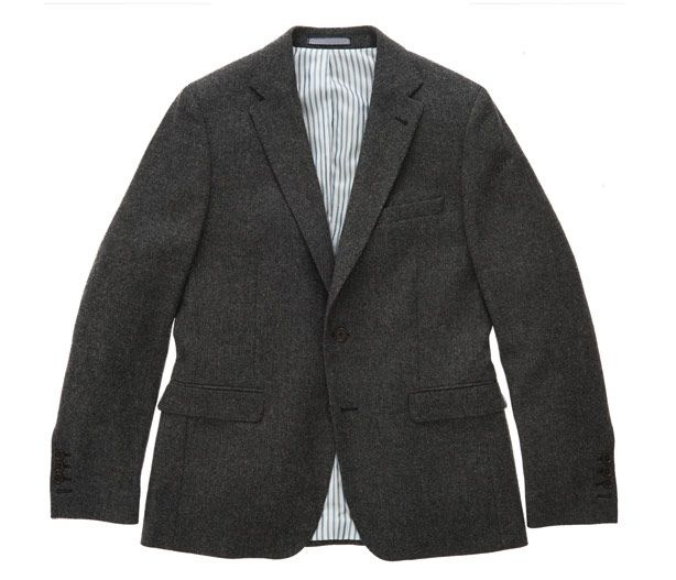 A Reminder: The Wool Blazer is Your Friend