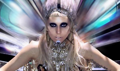 Listening to Lady Gaga's Artpop (While Watching 2001: A Space Odyssey)