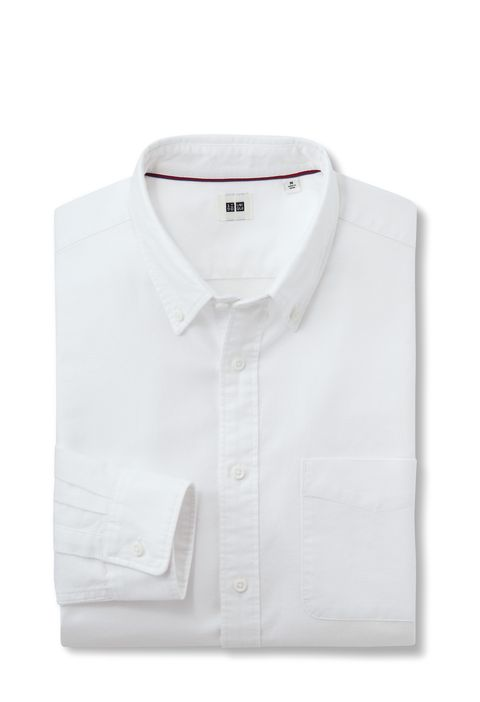 Product, Collar, Sleeve, Dress shirt, White, Button, Beige, Polo shirt, Brand, Fashion design,