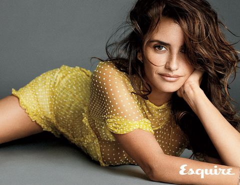 Penélope Cruz Is This Year's Sexiest Woman Alive
