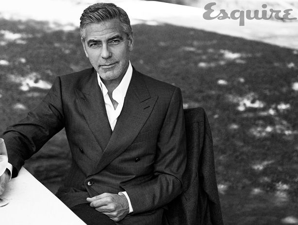 George Clooney Through the Ages
