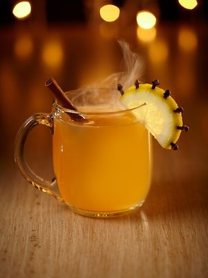 Hot Toddies—A Bowl of Them