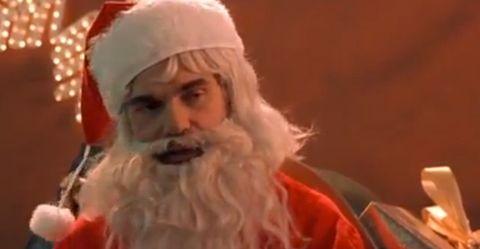 Bad Santa Best Scene Classic Scene