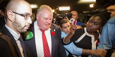 The Definitive Rob Ford Timeline