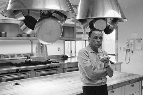 How to Eat Like Sinatra on His Birthday