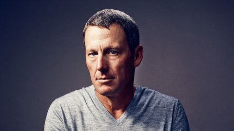 Lance Armstrong in Purgatory: The After-Life
