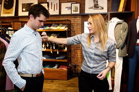 Intern Makeover - Style Advice for Men