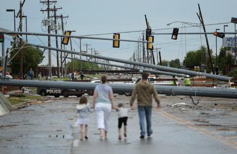 Oral Histories of 2013: Surviving the Tornado in Oklahoma