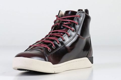 Shoe Porn: Diesel Lace-Up Sneakers