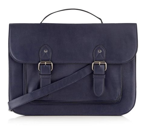 A Streamlined, Stylish (And Affordable!) Briefcase for Spring