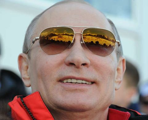 Putin Plays the World for Suckers, and Wins