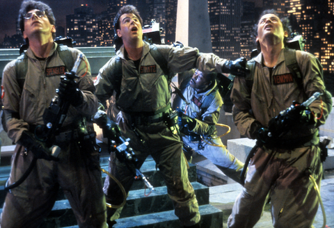 An Oral History of Ghostbusters