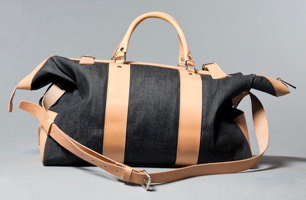 Nudie Jeans Denim Bag Best Bags for Men