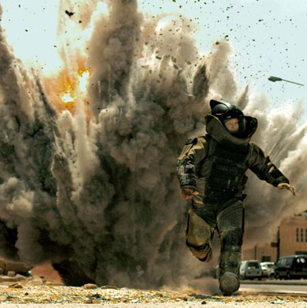 The Hurt Locker Kathryn Bigelow made history when she became the first woman to win the Oscar for Best Picture for this taut and tense war thriller about the psychological stress of combat starring Jeremy Renner.