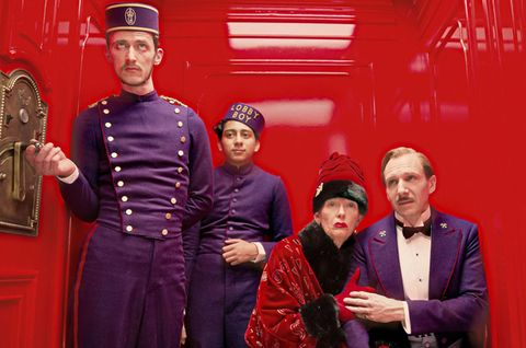 The Evolution of Wes Anderson in 8 Photos