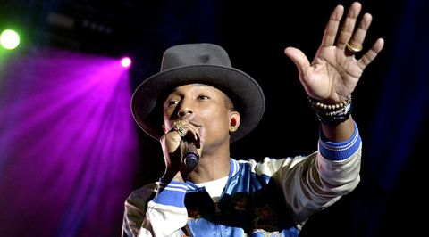 Soon You'll Be Able to Smell Like Pharrell
