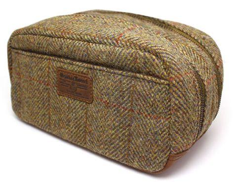 Cool Tweed Dopp Kit, Bro