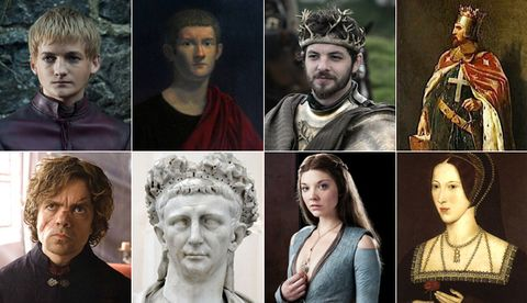 Madness of Thrones: Game of Thrones Characters vs
