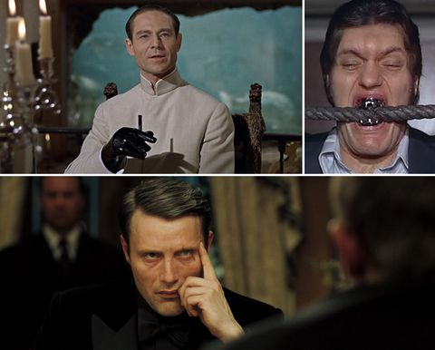 The 10 Best Bond Villains
