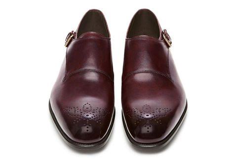 Shoe Porn: Tom Ford Brogue Monk Strap