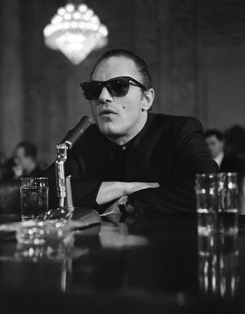 Rugged, Romantic, and Well Dressed - Esquire's Ten Best Dressed Mobsters