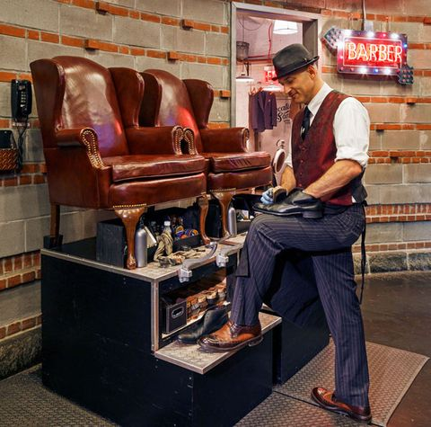 Best Shoe Shine In Nyc