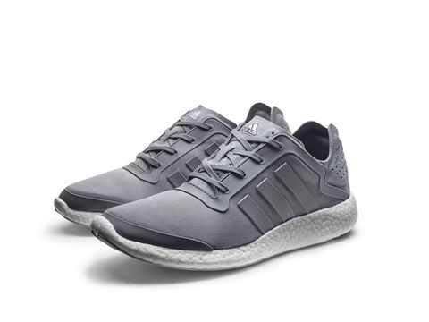 3f394052ed7d05 Adidas is capitalizing on their current fashion-friendly momentum with the  launch of a new performance-based style, known as Pure Boost.