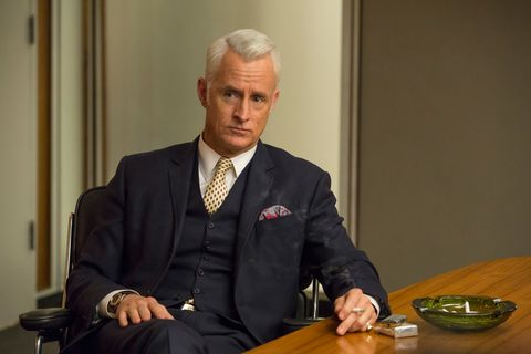 John Slattery on Roger Sterling's Madcappiest Moments
