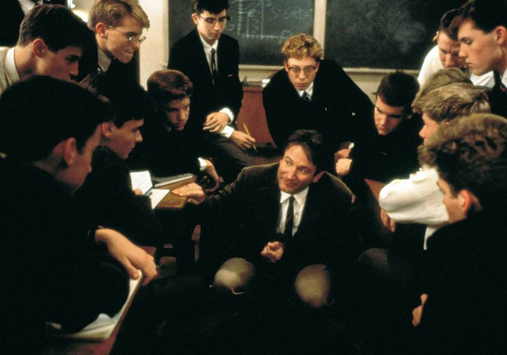 The Lies of 'Dead Poets Society'