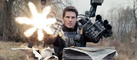 Why Tom Cruise Is the Greatest Action Star Alive
