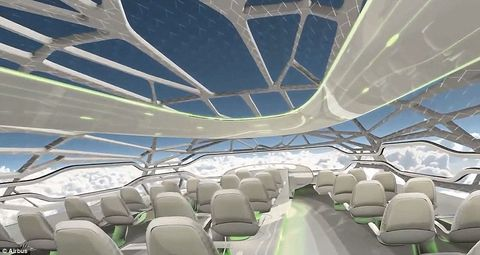The 'Future of Air Travel' Looks Absolutely Absurd
