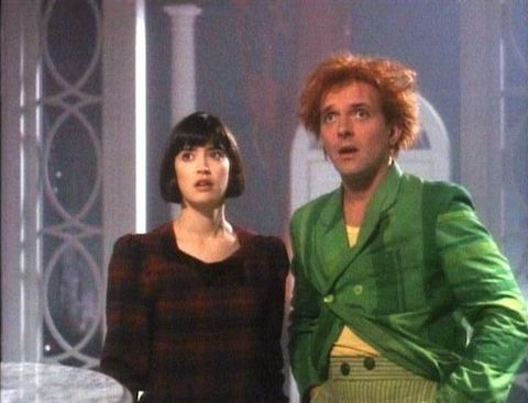 RIP Rik Mayall, of 'Drop Dead Fred' Fame