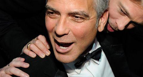 Will Clooney Pick Pitt as His Best Man?