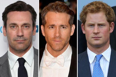 The Ideal Hair To Beard Length Ratio According Top London Stys