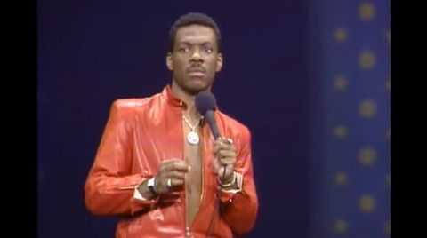 Eddie Murphy Teaches You How to Handle Family BBQs
