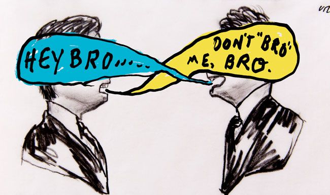 On the Abuse of 'Bro'