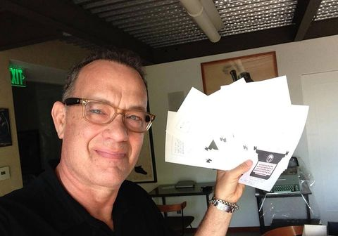 Tom Hanks' Typewriter Tops Charts Because It's Actually Really Good