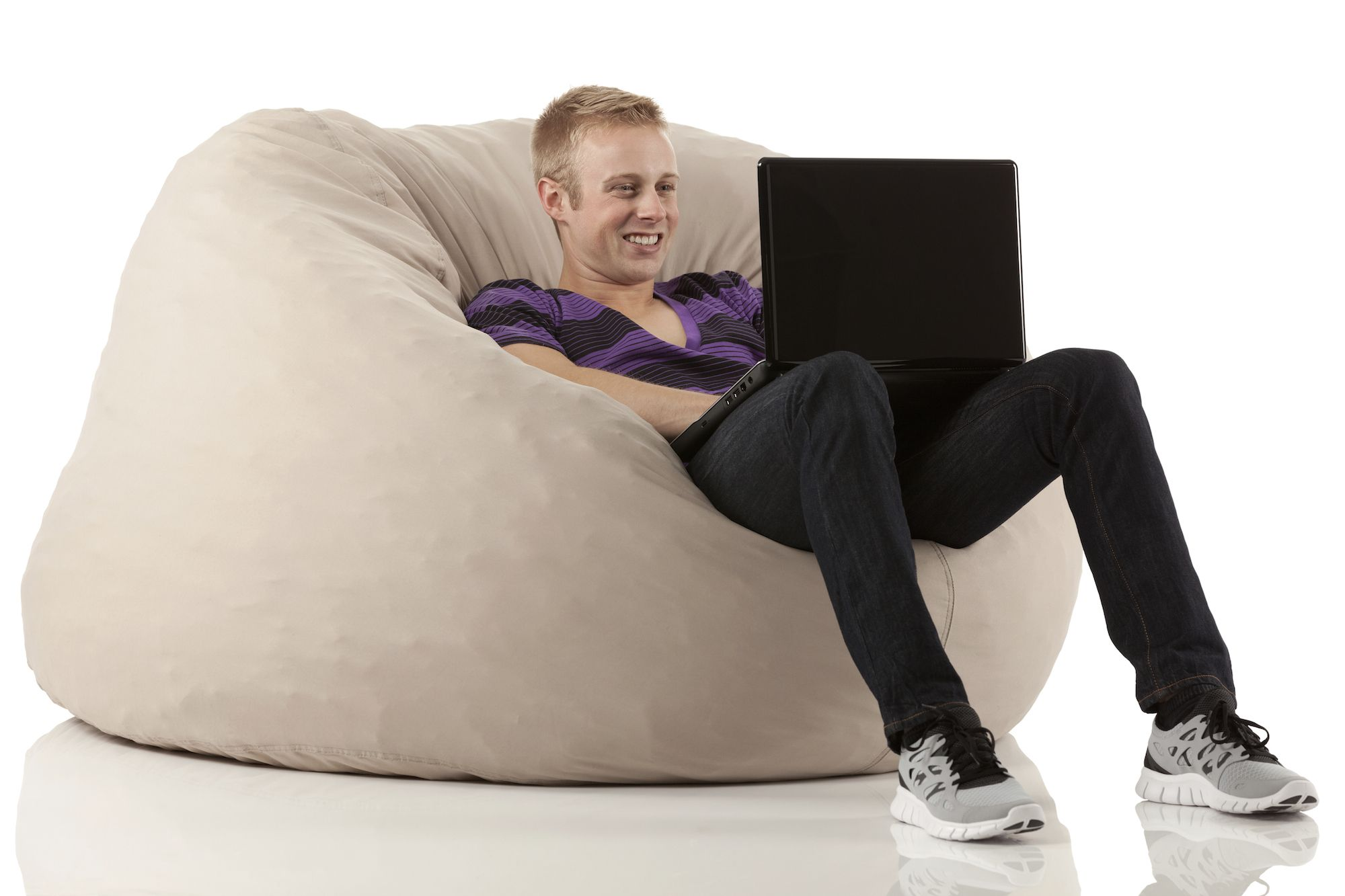 Bean Bag Chairs Are Aggressively Uncool May Kill You