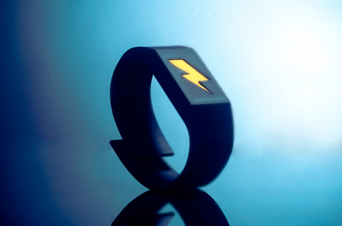 The Fitness Band/Alarm Clock That Motivates You with Electric Shocks