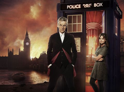 Dr. Who Has Never Looked Better