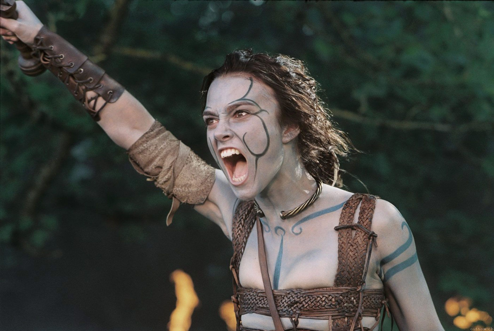 Badsss Warrior Women in Movies - Top Female Fighters in Movies