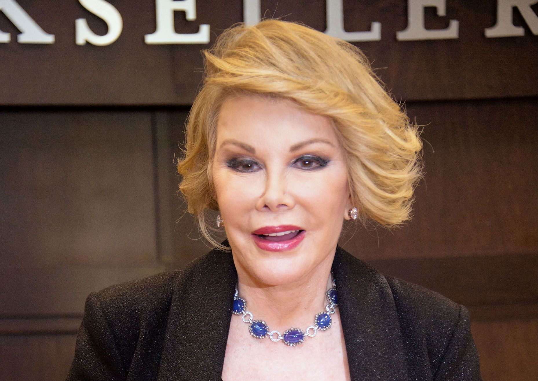 Jerry Seinfeld Reveals 'Heartbreaking' Joan Rivers Text He Received Before Her Death