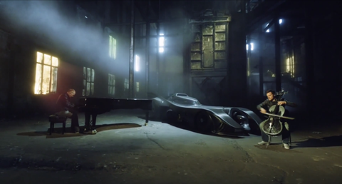 Watch an Incredible Video That Chronicles the Evolution of Batman