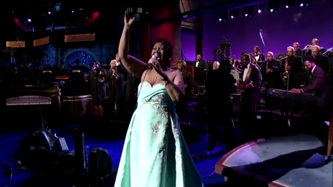 Watch Aretha Franklin Destroy Adele's 'Rolling in the Deep'