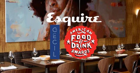 You're Invited to Esquire's First American Food and Drink Awards