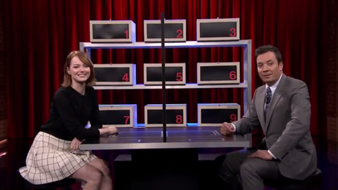 Emma Stone Does Not Know How to Lie