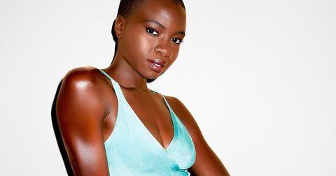 The Walking Dead's Danai Gurira Has Some Pretty Hysterical Thoughts on Chinese Food