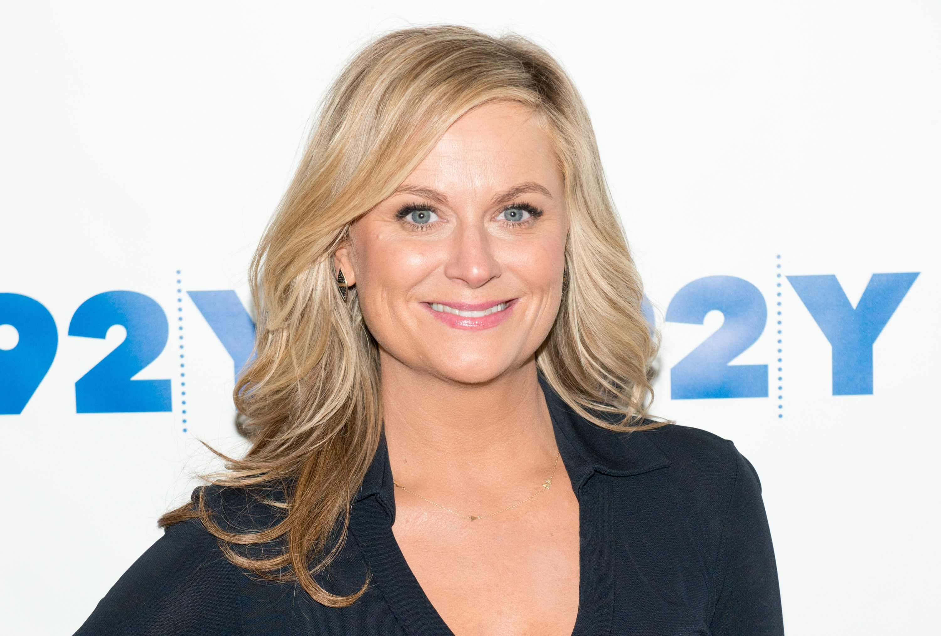 Amy Poehler Naked amy poehler 92y book event - amy poehler measures success in
