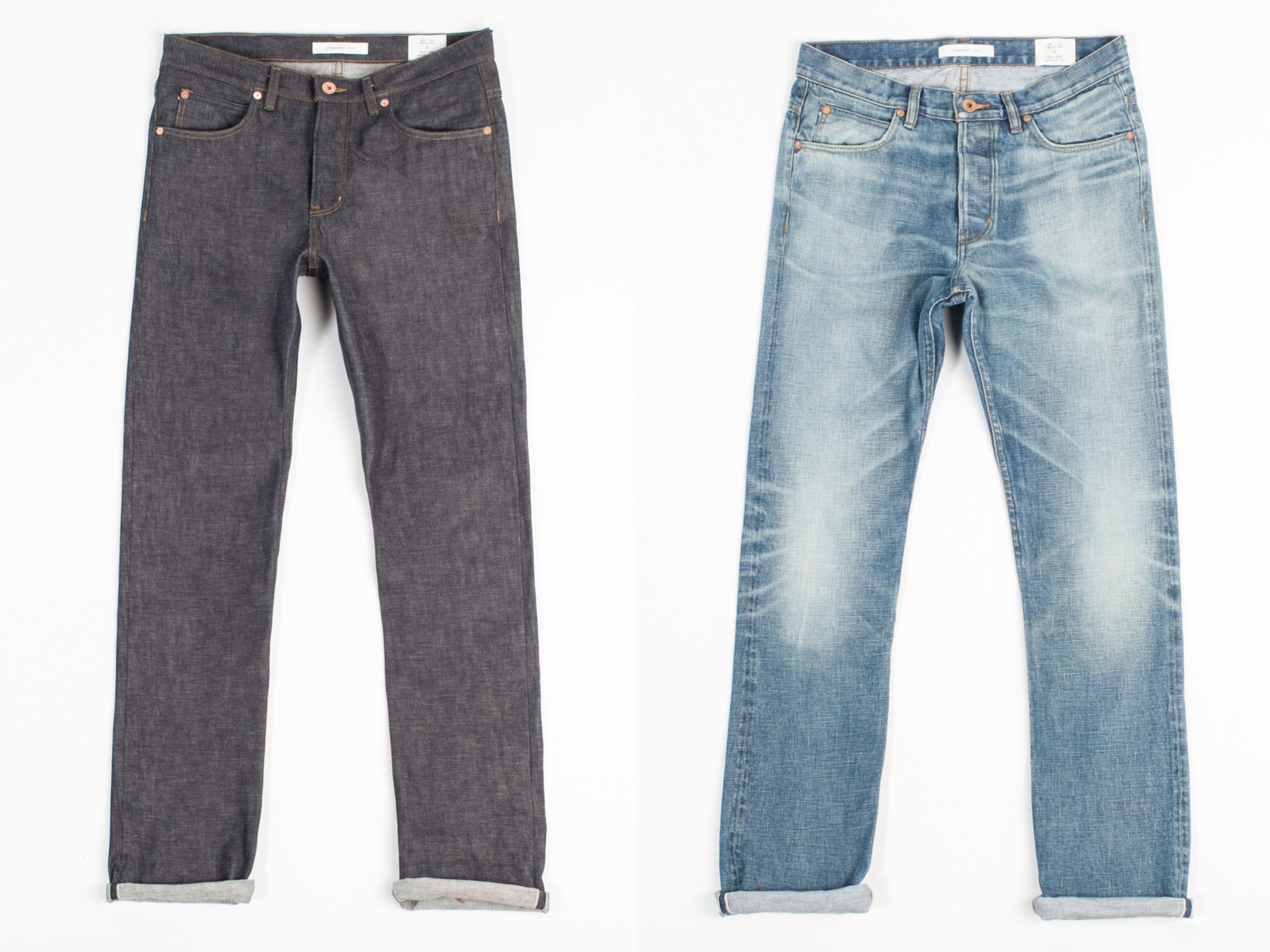 e07480dc Billy Reid Ups the Ante With New Denim Collection