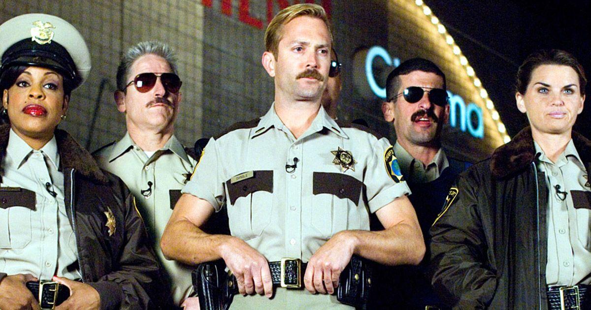 Lt. Dangle Reno 911! Shorts - Thomas Lennon Interview